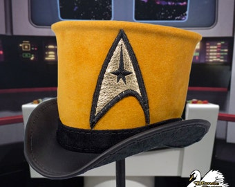 SALE!!!!! Star Trek Inspired Tiny Topper