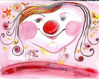 Innocence - Digital Download - Print your own Art -