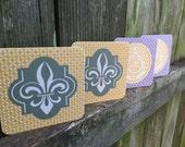 Louisiana Coaster Set