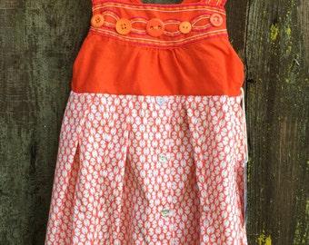 Upcycled dress size 4