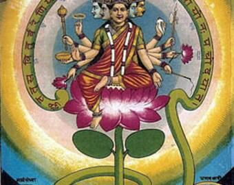 Mantra Consultation & Tarot Reading (via Typed Email)