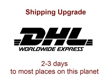 Upgrade to EXPRESS shipping - US, Europe, Worldwide - Last minute holiday gifts delivered to your door