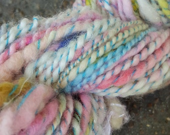 Art Spun 2 Ply Handspun Yarn- Kitten