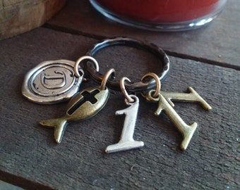 CHRISTIAN KEYRING, DEUTERONOMY 1:11May the Lord increase you a thousand times, prosperity, success, prayer of increase, abundant blessings