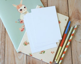 Smooth White postcard blanks