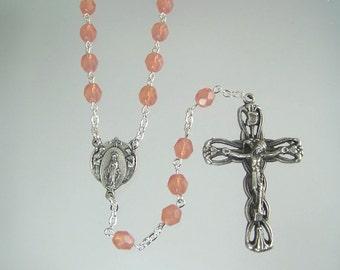 October Birthstone Rosary