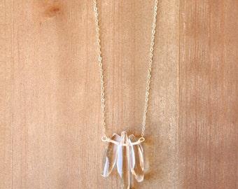 Lodolite Necklace