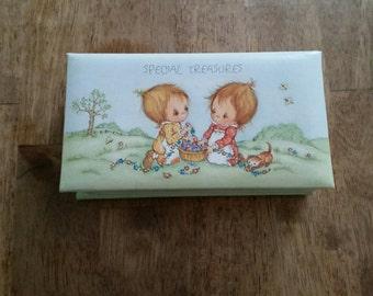 Betsey Clark Special Treasures Keepsake Box