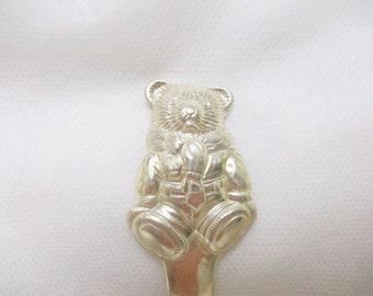 Ralph Lauren Silver Bear Spoon //