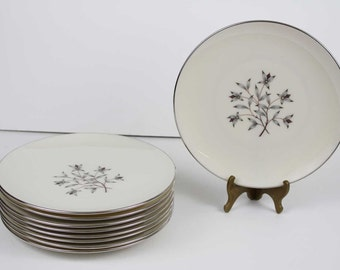 Vintage Salad / Luncheon Plate by Lennox  Princess Pattern (Lot of 1)