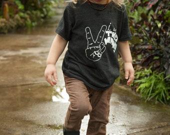 I Am This Many Kids Birthday Shirt - Four - Boys or Girls Fourth Birthday Graphic T - Kids Clothing - Boys or Girls Clothing - Im This Many