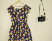 Scout Camp Patch Dress Moonrise Kingdom One Only
