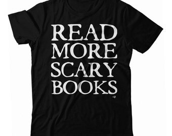 Read More Scary Books UNISEX T-shirt