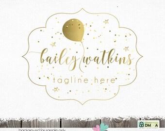 logo designs premade logo balloon logo photography logo party logo gold logo premade logo design logo balloons logo premade logos Confetti
