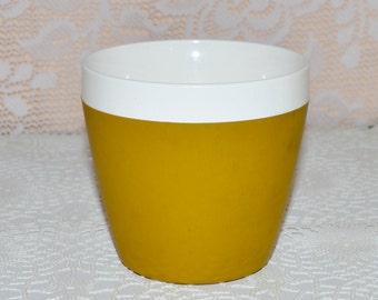 Therm Ware Coffee Cup Mugs David Douglas Vintage Plastic Cups Camping Picnic Dinnerware Soup Mug