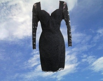 bra top 90s clothing lace dress lbd see through size extra small xs xxs 2xs 0 2 4