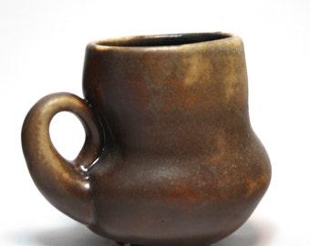 Green Black Mug