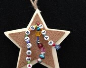 Bright Star Christmas Ornament