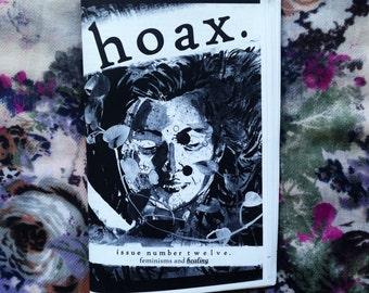 Hoax 12: Feminisms and Healing