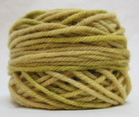 BUTTERNUT, 100% Wool, 2 oz. 43 yards, 4-Ply, Bulky weight or 3 ply Worsted weight yarn already wound into cakes, ready to use. Made to order