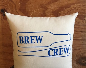 Brew Crew / Brewers, Milwaukee, MKE, Wisconsin, Gift for him, Gift for her, Mothers Day, Fathers Day