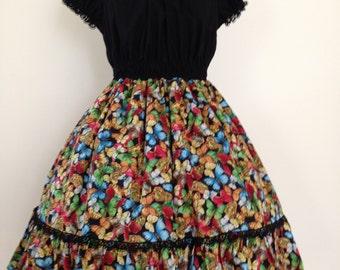Butterfly Patch Lolita Dress