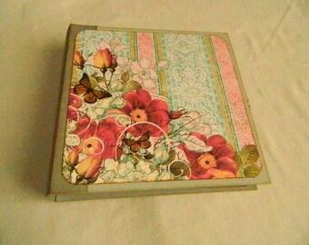 Brag Book, Photo Folio, Mini Photo Album,