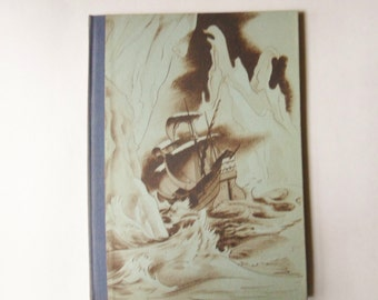 The Rime of the Ancient Mariner in Seven Parts by Samuel Taylor Coleridge, Illustrated Edition 1938