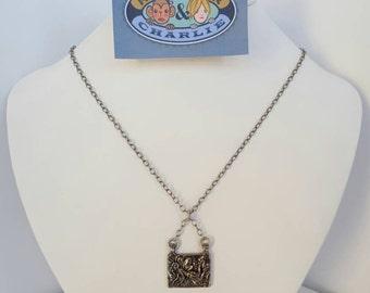 Pixie Pendant Necklace