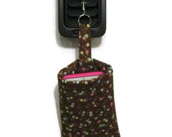 CAR ORGANIZER Vent Caddy - Car Accessory, Car Storage, Cell Phone Holder, Sunglass Holder, Car Garbage Bag, Cell Phone Caddy, New Car Gift