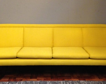 Norwegian Modern Sofa in Maharam fabric