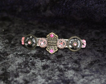 Steampunk Hair Clip - Barrette