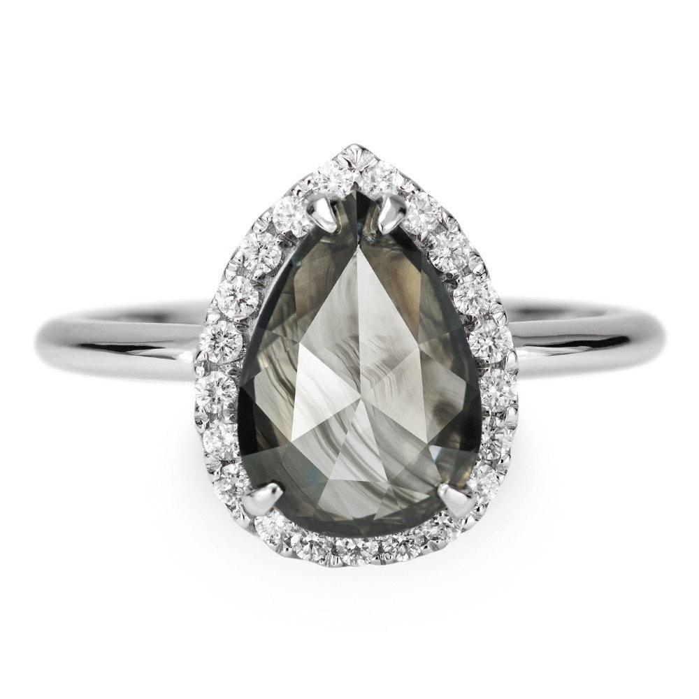 232 Carat Grey Diamond Halo Engagement Ring 14k White Gold. Sandalwood Rings. Necklace Engagement Rings. 8ct Wedding Rings. Rock Crystal Wedding Rings. Bronze Engagement Rings. Tiffany Diamond Rings. Precious Wedding Rings. Carrot Rings
