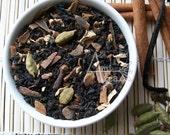 Kerala Chai Tea /Organic Loose Leaf / Black Tea Blend / Hand Blended /Organic Flavor