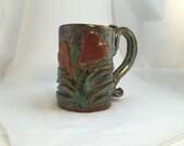 Rustic Handmade Ceramic Mug