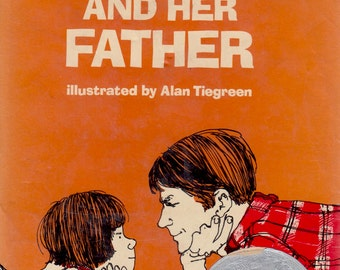 Ramona and her Father by Beverly Cleary, illustrated by Alan Tiegreen