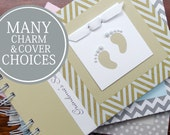 Baby Photo Album | Baby Brag Book | Baby Photo Book | Personalized | Grandma's Brag Book | Matches Charmbooks Baby Books | Choose Your Cover