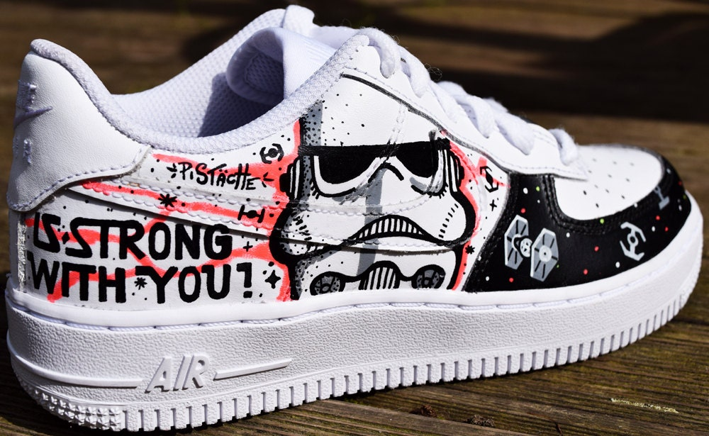 New Star Wars Adidas Shoes