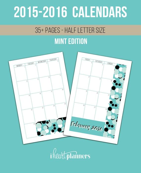 Blank Calendar With Room To Write : Printable monthly calendar with room to write autos