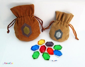 Legend of Zelda: Rupee Bags - Adult Wallet / Giant Wallet