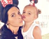 Minnie Mouse Birthday Hat    Minnie Mouse Birthday Outfit    Mickey, Minnie Birthday Hat   Minnie Mouse Birthday