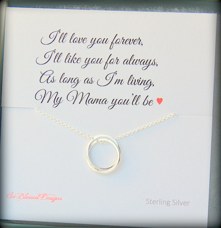 Sentimental Gift For Groom On Wedding Day : Mother of the Bride Mother of the Groom Ill love you