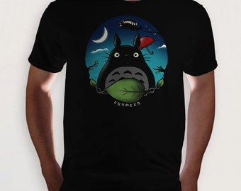 Nightly Neighbor (Totoro t-shirt)