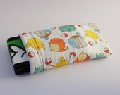 I Choose You! Cute Pokemon Nintendo 3DS / 3DS XL / New 3DS / New 3DS XL Fabric Patterned Pouch