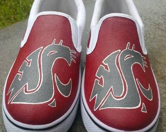 Men's WSU Cougar Shoes