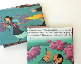 Mulan Envelopes - Stationary Set 10