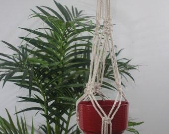 Macrame Plant Hanger No. 2