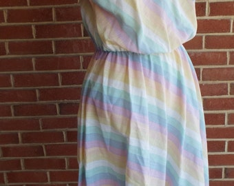 Vintage Short Sleeve Dress by Lisa Jo