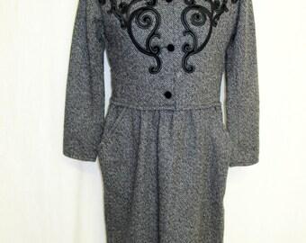 Gucci Dress Gucci Couture Dress 1960 Gucci Dress Italian Designer