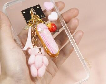 SALE! / Decoden / iphone6 / iphone6s / eclair / Case